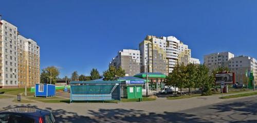 Панорама АЗС — Белоруснефть — Гродно, фото №1
