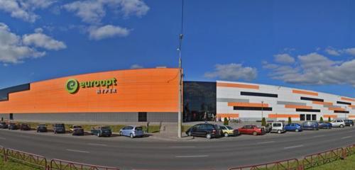 Панорама строительный магазин — Салон сайдинга — Гродно, фото №1