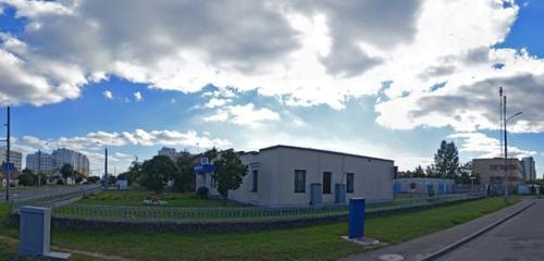 Панорама изготовление памятников и надгробий — Эталон Гранит — Гродно, фото №1