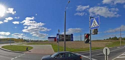 Панорама строительный гипермаркет — Гемма Park — Гродно, фото №1