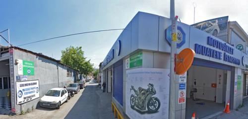 Panorama araç muayene istasyonları — TÜVTÜRK İzmir Konak Motosiklet Muayene İstasyonu — Konak, foto №%ccount%