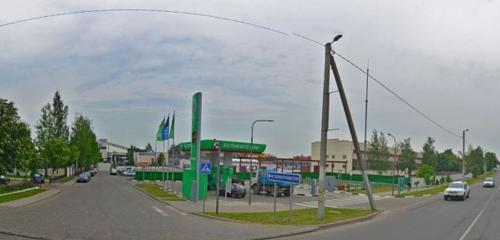 Панорама спецтехника и спецавтомобили — ЧТЗ-Сервис — Заславль, фото №1