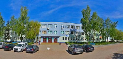Панорама таможня — Таможенный терминал Озерцо-логистик — Минская область, фото №1