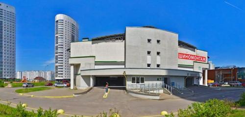 Панорама автосалон — Грин Моторс — Минск, фото №1