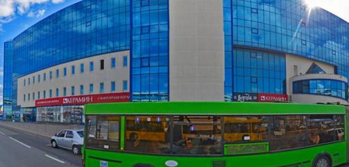 Панорама двери — Фирменный магазин Древпром — Минск, фото №1