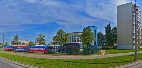 Панорама автосервис, автотехцентр — СТО Бигуэй — Минск, фото №1