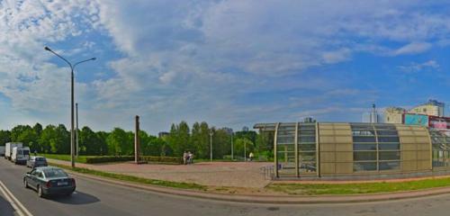 Панорама парк культуры и отдыха — Парк имени Михаила Павлова — Минск, фото №1