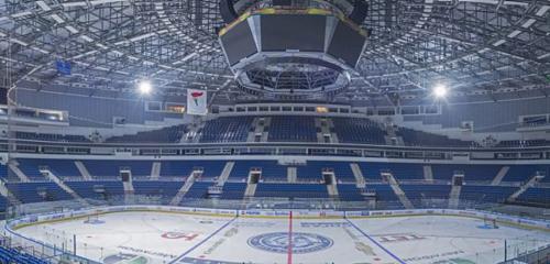 Панорама спортивный комплекс — Минск-Арена — Минск, фото №1