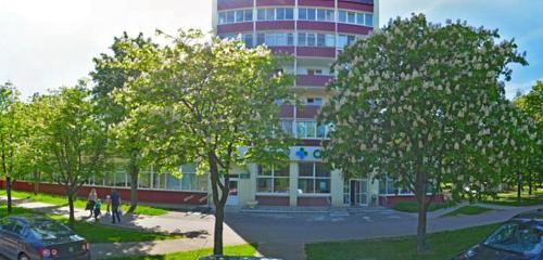 Панорама аптека — Белфармация, аптека № 48 — Минск, фото №1