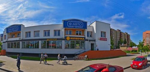 Панорама изготовление памятников и надгробий — Грин-Стоун — Минск, фото №1
