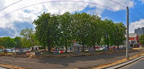 Панорама клуб виртуальной реальности — U-ViW — Минск, фото №1