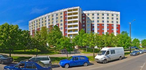 Панорама общежитие — Мапид — Минск, фото №1