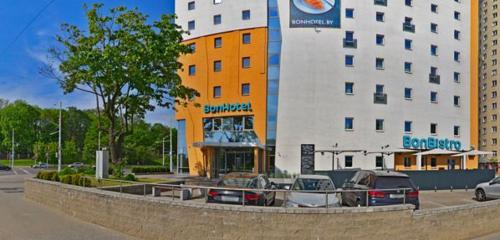 Панорама гостиница — BonHotel — Минск, фото №1