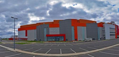 Панорама спортивный комплекс — Ifly Minsk — Минск, фото №1