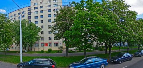 Панорама парикмахерская — Визит — Минск, фото №1