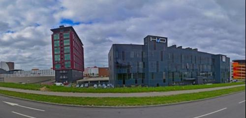 Панорама станция зарядки электромобилей — Зарядная станция — Минск, фото №1