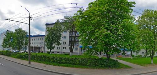 Панорама общежитие — Общежитие №2 Академии управления при Президенте Республики Беларусь — Минск, фото №1