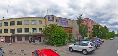 Панорама спортивный комплекс — Squash Life — Минск, фото №1