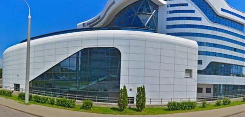 Панорама гостиница — Renaissance Minsk Hotel — Минск, фото №1