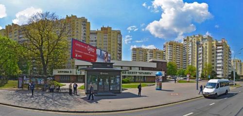 Панорама точка продажи прессы — БелДрук — Минск, фото №1