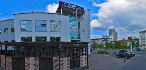 Panorama restaurant — La Scala Trattoria Ignazio — Minsk, photo 1