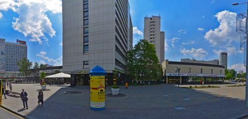 Панорама казино, игорный дом — Юбилейное казино Юсат — Минск, фото №1