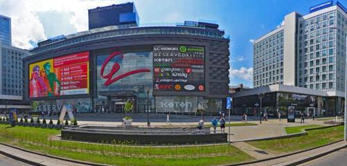 Панорама компьютерный магазин — Салон-магазин техники HP — Минск, фото №1