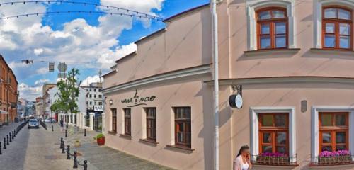 Панорама магазин чая и кофе — Чайный Лист — Минск, фото №1