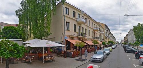Панорама кафе — Грюнвальд — Минск, фото №1