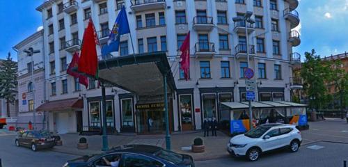 Панорама гостиница — Европа — Минск, фото №1