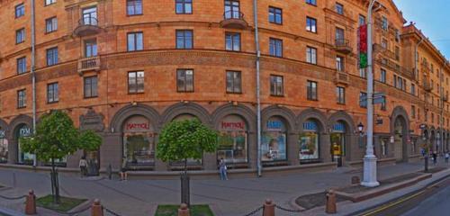 Панорама барбершоп — А3 — Минск, фото №1