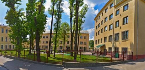 Панорама больница для взрослых — Терапевтический корпус № 1 — Минск, фото №1