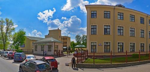 Панорама больница для взрослых — 3-я Городская Клиническая больница имени Е. В. Клумова — Минск, фото №1