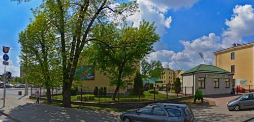 Панорама больница для взрослых — Минский городской консультативно-диагностический офтальмологический центр — Минск, фото №1