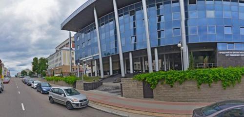 Панорама больница для взрослых — 2-я Городская Клиническая больница — Минск, фото №1