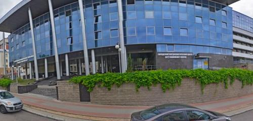 Панорама больница для взрослых — УЗ 2-я городская клиническая больница — Минск, фото №1