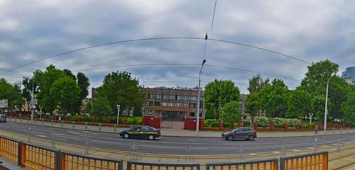 Панорама лицей — Лицей БГУ — Минск, фото №1