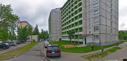 Панорама общежитие — Общежитие — Минск, фото №1