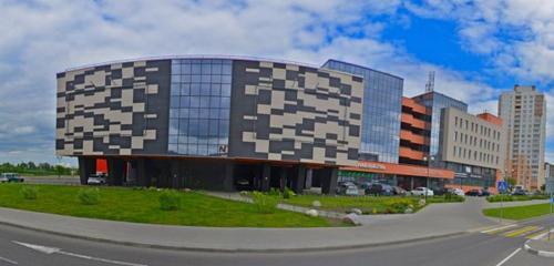 Панорама быстровозводимые здания — Евростальстрой — Минск, фото №1