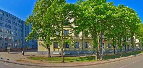 Панорама велопарковка — Велопарковка — Минск, фото №1
