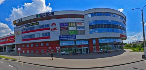 Панорама мебель для кухни — Кухни Модуль Онлайн в ТЦ Ленинград — Минск, фото №1