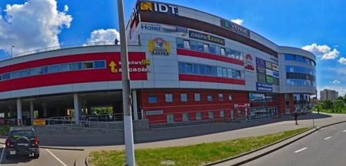Панорама мебельная фабрика — Radius Bel — Минск, фото №1