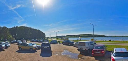 Панорама природа — Цнянское водохранилище — Минск, фото №1