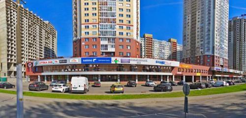 Панорама барбершоп — M1 Barbershop — Минск, фото №1