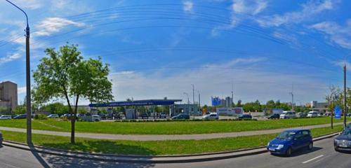 Панорама АЗС — Юнайтед Компани — Минск, фото №1