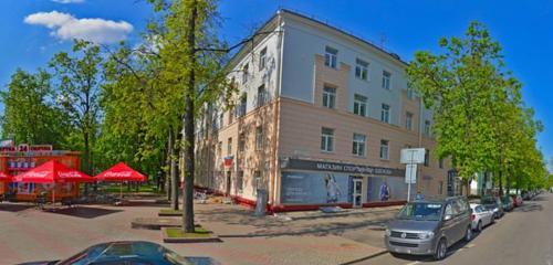 Панорама гостиница — Спорт — Минск, фото №1