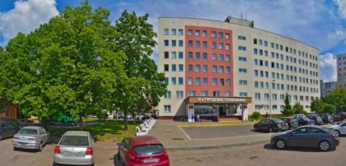 Панорама аптека — Белфармация аптека № 75 четвертой категории — Минск, фото №1
