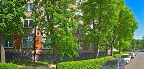 Панорама НИИ — Институт общей и неорганической химии НАН Беларуси — Минск, фото №1