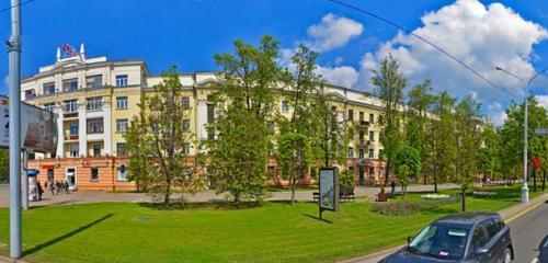 Панорама парикмахерская — Студия А. Сергеенко — Минск, фото №1