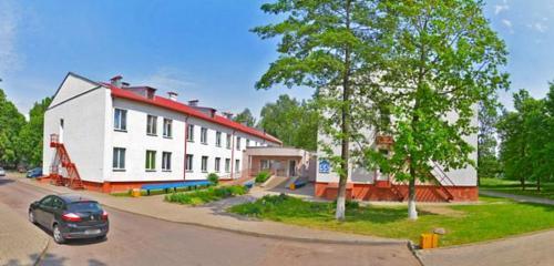 Панорама общежитие — Общежитие № 4 МАЗ — Минск, фото №1